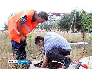 В Воронеже обнаружено 150 километров бесхозных водопроводных сетей