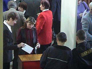 В Воронеже обработано 7% бюллетеней - лидирует С. Колиух