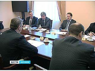 В Воронеже обсудили проблемы газовой отрасли