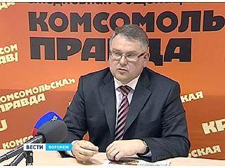 В Воронеже обсудили вопросы и проекты в сфере образования