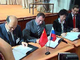 В Воронеже официально открылась неделя китайского города