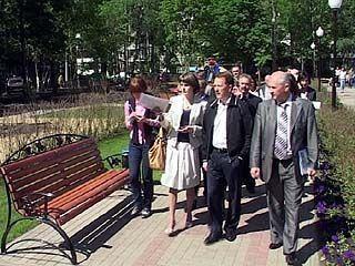 В Воронеже откроется новый детский парк