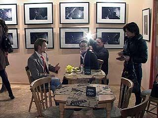 В Воронеже открылась персональная выставка Никиты Паукова