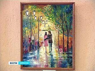 В Воронеже открылась первая выставка непрофессиональных художников