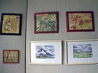 В Воронеже открылась выставка картин старооскольских художников