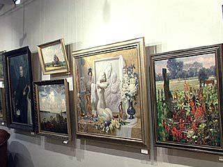 В Воронеже открылась выставка курских художников
