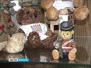 В Воронеже открылась выставка мягких игрушек