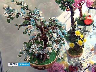 В Воронеже открылась выставка народных промыслов
