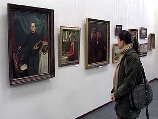 В Воронеже открылась выставка работ художника Александра Золотых