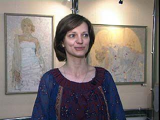 В Воронеже открылась выставка работ художницы Светланы Зиненко