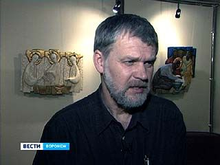 В Воронеже открылась выставка работ калининградского художника