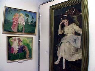 В Воронеже открылась выставка работ Павла Шмарова