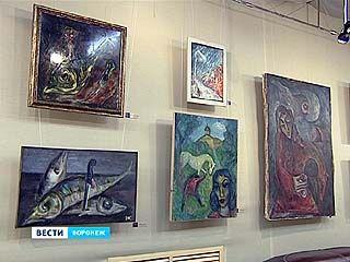 В Воронеже открылась выставка тамбовского художника Николая Карпецкого