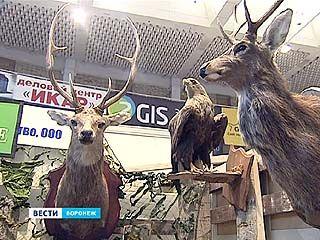 """В Воронеже открылась выставка-ярмарка """"Охота. Рыбалка"""""""