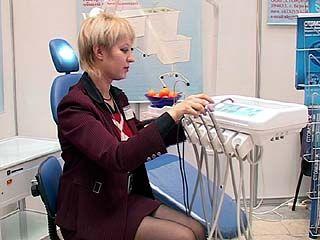 В Воронеже открылись две выставки: Здравоохранение и Стоматология