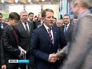 В Воронеже открылся четвёртый Промышленный форум