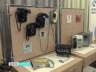 В Воронеже открылся музей связи