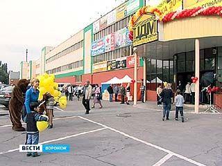 В Воронеже открылся обновленный Центральный дом мебели