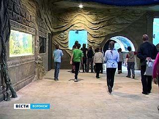 В Воронеже открылся океанариум
