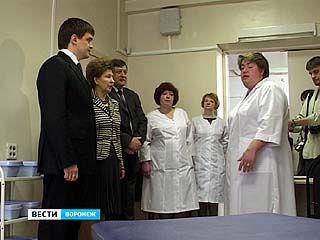 В Воронеже открылся первый кабинет врача общей практики при ВУЗе