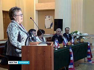 В Воронеже открылся русско-французский семинар нотариусов