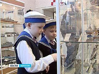 В Воронеже открылся судомодельный музей