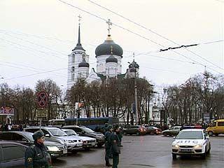 В Воронеже открылся третий по величине храм в России