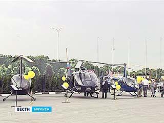 """В Воронеже открылся вертолетный клуб """"Солнечный"""""""