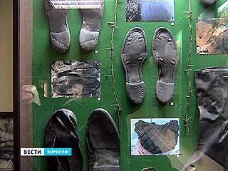 В Воронеже открыта выставка в память о жертвах политических репрессий