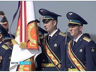 В Воронеже отметили 100-летие ВВС России