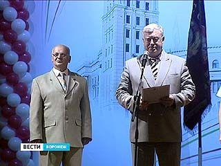 В Воронеже отметили День железнодорожника