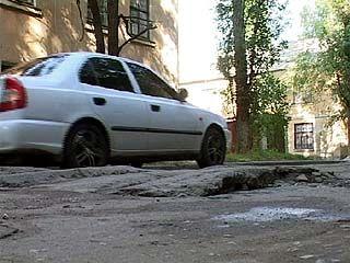 В Воронеже отремонтируют на 40 дорог больше запланированного в этом году