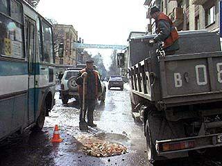 В Воронеже отремонтируют тротуары
