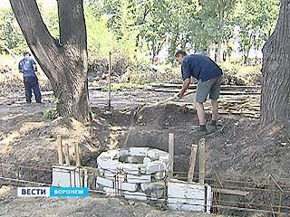 В Воронеже отреставрируют Бринкманский сад