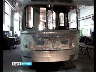 В Воронеже отреставрируют ретро-троллейбус - ЗиУ-5
