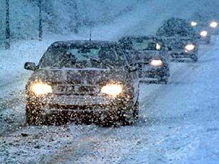 В Воронеже ожидается метель, сильный ветер и обильный снегопад
