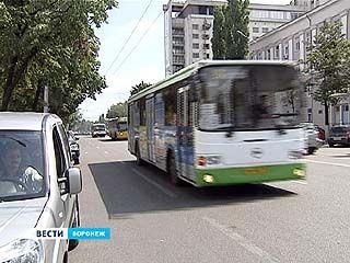 В Воронеже планируют купить 16 новых автобусов большой вместимости