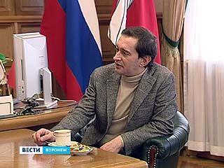 В Воронеже побывал народный артист России Константин Хабенский
