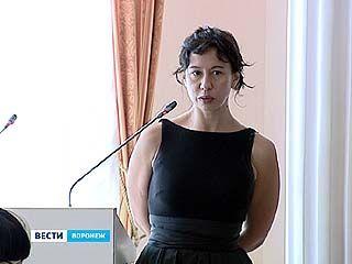 В Воронеже побывала Ольга Бокерия - дочь известного кардиохирурга