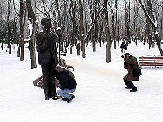 В Воронеже почтили память Осипа Мандельштама