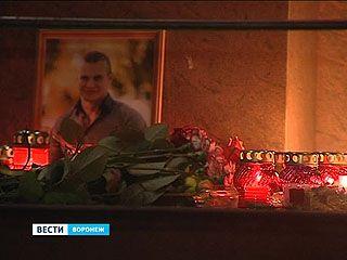 В Воронеже почтили память убитого Дмитрия Кривошеева