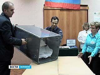 В Воронеже подводят итоги прошедших выборов в Государственную Думу