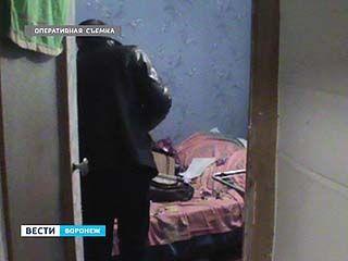 В Воронеже полицейские разоружили бордель