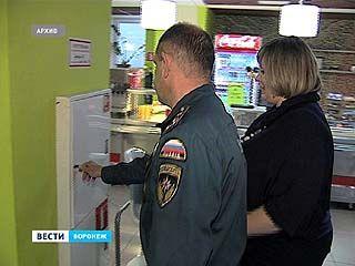 В Воронеже после проверки МЧС закрылись 9 подвальных кафе