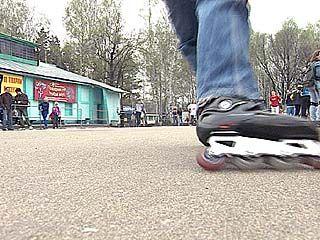 В Воронеже появится ещё одна трасса для роллеров