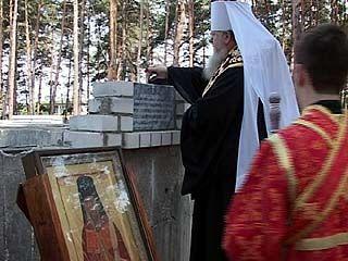 В Воронеже появится первый в России храм в честь святителя Антония