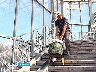 В Воронеже появятся 7 новых надземных пешеходных переходов