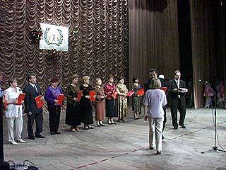 В Воронеже поздравят соцработников