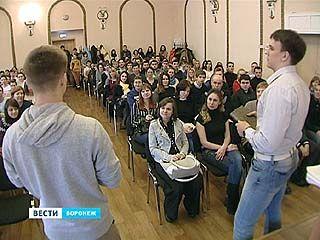В Воронеже пришлось срочно искать 100 волонтёров для помощи в организации эстафеты