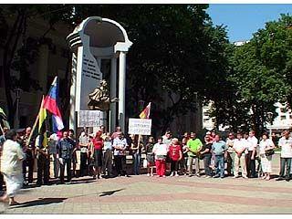 В Воронеже продолжается акция гуманитарной помощи пострадавшим в Южной Осетии